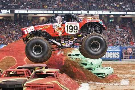 jam truck names list pastrana 199 trucks wiki fandom powered by wikia