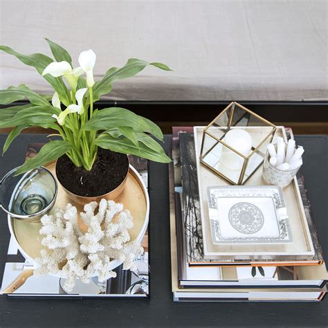 styling a table coffee table styling ideas home decor interior design