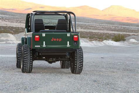 Diesel Jeeps Diesel Jeep An All New Cj8 Scrambler