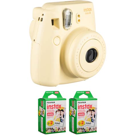 instax mini 8 instant fujifilm instax mini 8 instant with two packs