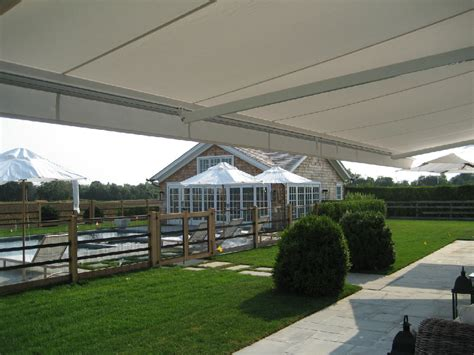 Patio Covers Untld. Meridian Retractable Awnings and