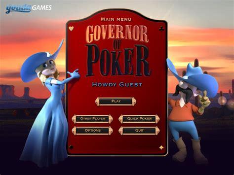 governor  poker holdem poker game  farz