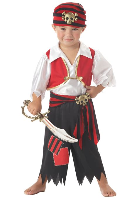 halloween pirate costumes toddler ahoy matey pirate costume