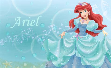 Disney Hd Wallpapers Princess Ariel Hd Wallpapers Pictures Of Princess Ariel