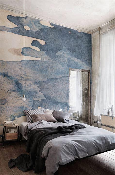 wallpaper murals for bedrooms watercolor wallpapers from murals wallpaper