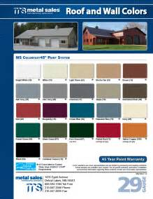 metal sales colors detroit lakes minnesota metal sales manufacturing
