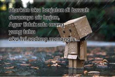 menangis dalam hujan efullama