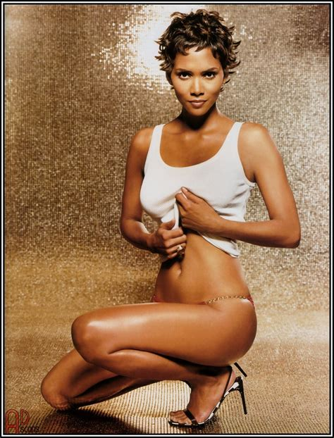 Halle Berry Named Sexiest For 2008 by Halle Berry Aniston Duff Hanmireddy