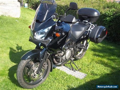 2006 Suzuki V Strom 1000 2006 Suzuki Dl 1000 K6 Gt For Sale In United Kingdom