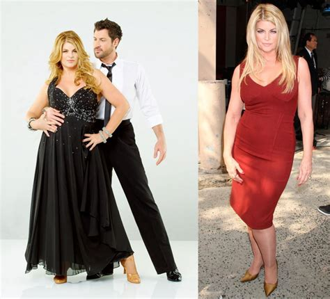 kirstie alley weight loss actress sued for reportedly dancing with the stars fat