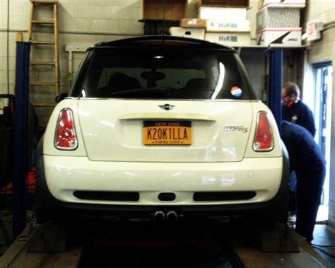 Mini Cooper Vanity Plates by Clever Mini License Plates Page 4
