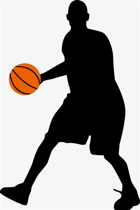 Basketball Clipart Vector Vector Basketball Virility Shoot Basketball