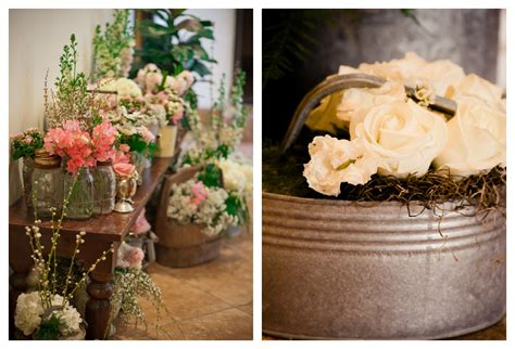 vintage chic style wedding rustic wedding chic