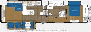 crusader fifth wheel floor plans 2015 fifth wheel forest river crusader 350req te