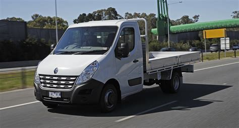 renault master renault master ute range launched from 45 490 photos 1