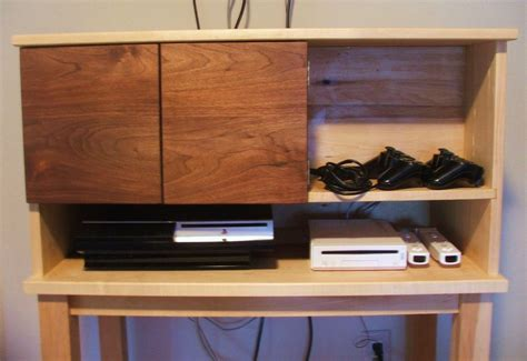 video game console cabinet cabinet ideas archives delmaegypt