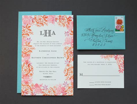 diy wedding invitations diy rubber st floral wedding invitations