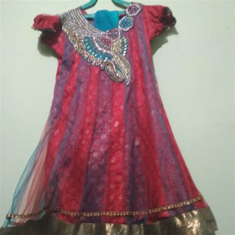 Baju Anak India Pink baju india anak perempuan bayi anak baju anak
