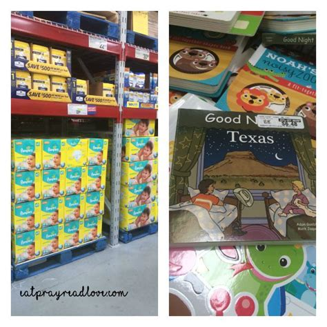 Good Sam Club Monthly Giveaway - stocking up for baby at sam s club