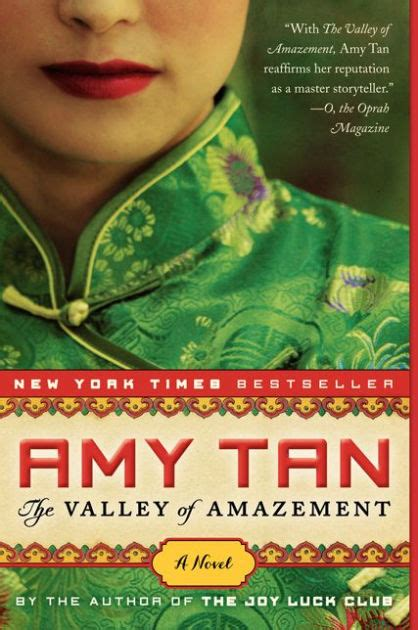 libro the valley of amazement the valley of amazement by amy tan hardcover barnes