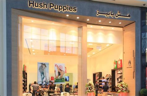 hush puppies store hush puppies opens its flagship store at the dubai mall