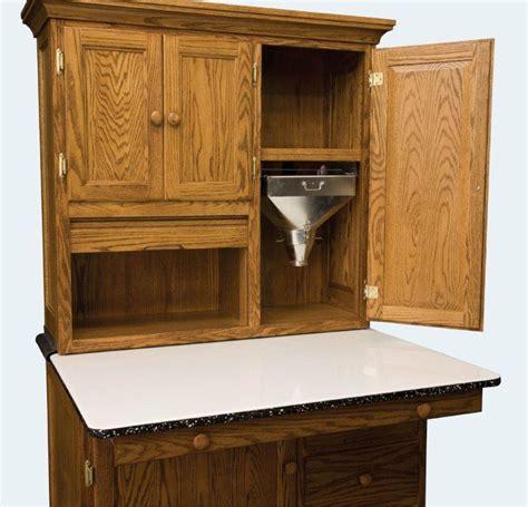 Hoosier Furniture by Amish Baker S Hoosier Cabinet