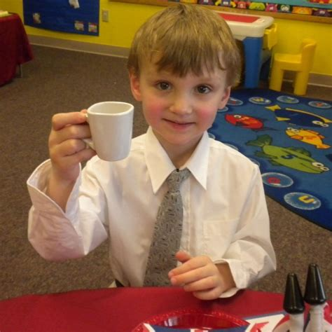 Andrew Tea 50 tea becomes a royal event schererville news