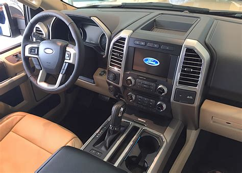 Ford F150 Interior by 2017 Ford F150 Interior Dash The Fast Truck