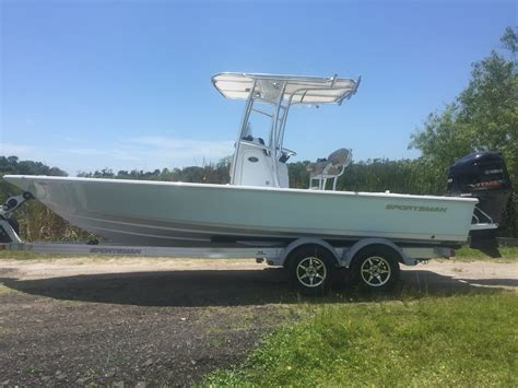 sportsman power boats bay sportsman 234 tournament boats for sale boats