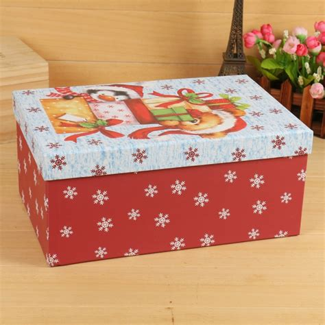 christmas cardboard gift boxes christmas boxes for candy