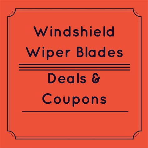 Wiper Blade Honda Crv Limited best windshield wipers for crv autos post