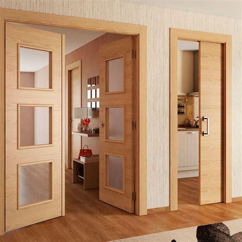 puerta de madera interior precio puertas de interior de madera leroy merlin