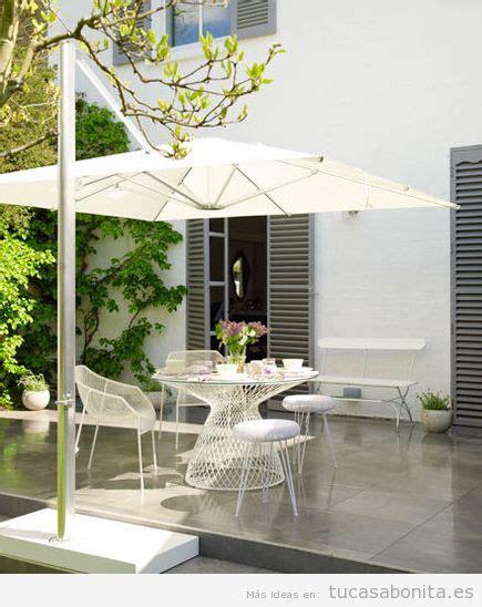 decorar jardines en blanco 8 ideas para decorar terrazas jardines o patios tu casa