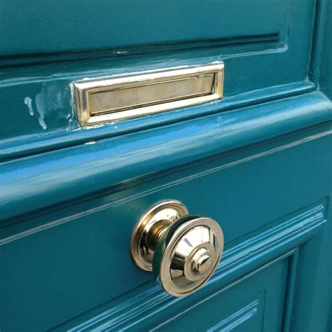 Center Door Knob Hardware by Center Door Knob And Mail Slot Home