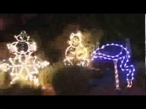 Zoo Miami Presents Zoo Lights Youtube Zoo Lights Miami