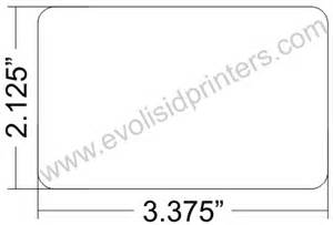 standard business card size canada pvc id cards 300 oe low coercivity loco mag stripe