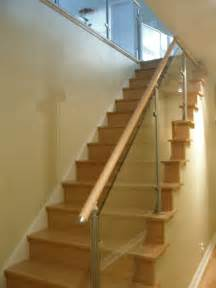 we supply and install wood stairs and stainless steel