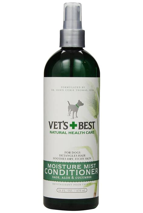 Spa Pet Conditioner 10 products for your pered pooch