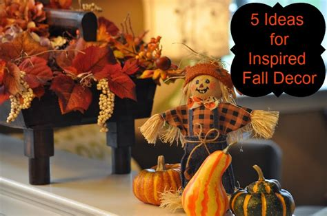 ideas for fall decorations 5 easy ways to inspire your fall decorating gourds