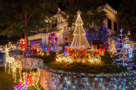 tn vacation to tour all the best displays of christmas lights