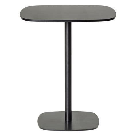 tavolo bar scopri tavolo bar alto nobis h 110 cm 60x60 cm nero di