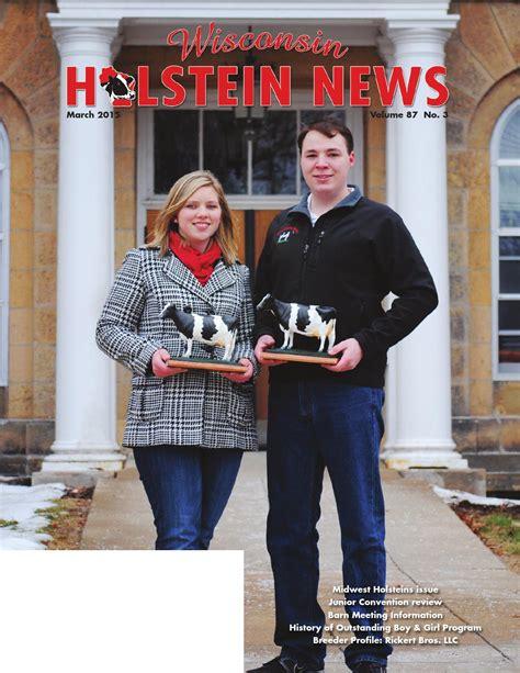 The Barn Baraboo Menu March 2015 Wisconsin Holstein News By Wisconsin Holstein