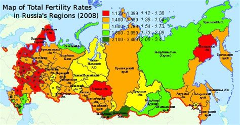 russia population map 2013 10 myths about russia s demography by anatoly karlin