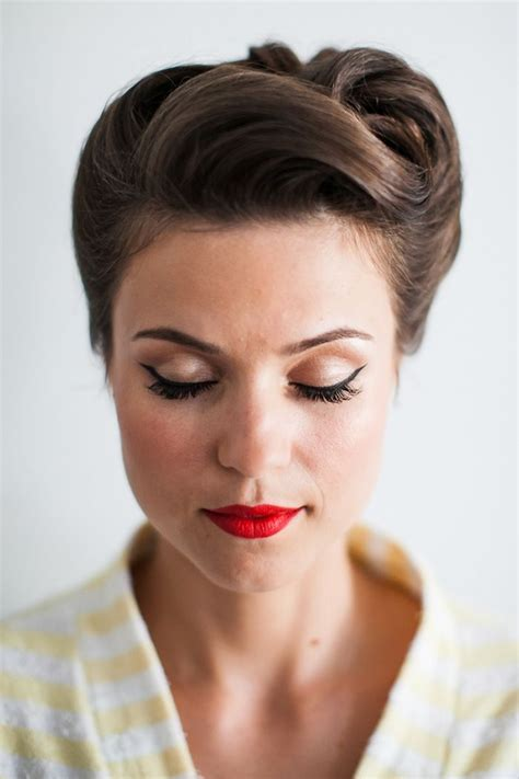 Formal Pin Up Hairstyles by Fancy Pin Up Hairstyles Hairstyles