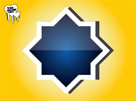 free design sticker online blue sticker design vector art graphics freevector com