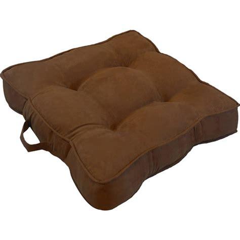 Oversized Floor Cushion by Chamois Oversized Floor Cushion Walmart
