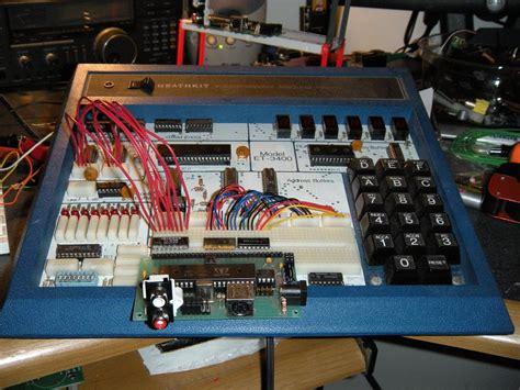 beckman resistor pack prop proto board to heath kit et3400 motorola 6800 parallax forums