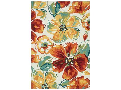 summerton collection floral area rug loloi rugs summerton srs18 ivory floral area rug llsumrsrs18ivfbrec