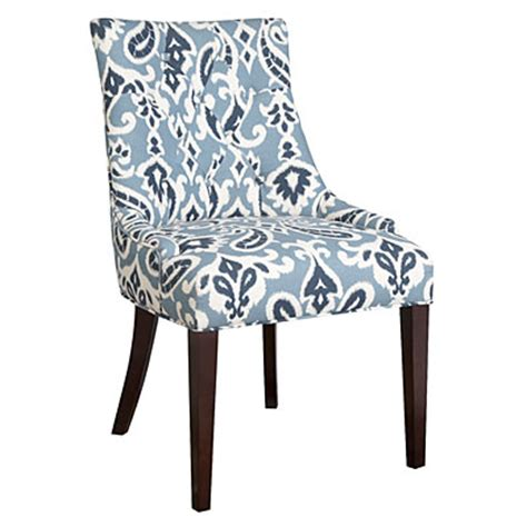 View Dining Chair Blue Paisley Deals At Big Lots Big Lots Dining Chairs