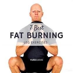what is the best exercise machine to burn 7 powerful burning leg exercises yuri elkaim